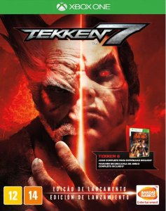 Pré Venda TEKKEN 7 [XBOX ONE]- Data prevista 02/06/2017