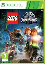 Lego Jurassic World -Xbox360