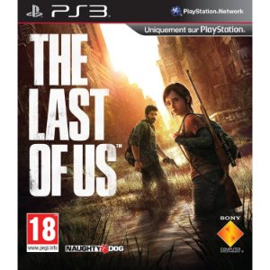 THE LAST OFUS PS3