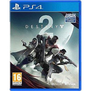 Pré-Venda Destiny 2 - 06/09/2017 - PS4