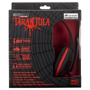 Spider Tarantula - Headset Gamer