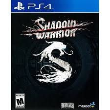 Shadow Warrior - PS4