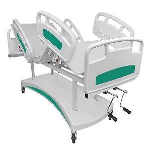 Cama hospitalar leito fixo - 1007