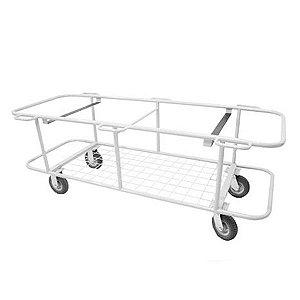 Carro para transporte de urna funerária - 7005