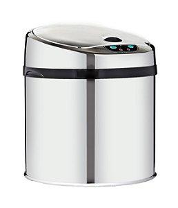Lixeira automática com sensor 6 litros Inox