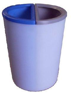 Lixeira Mix 2 capacidade 25 litros - MIX25