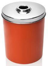 Coletor Pilhas E Baterias Cilíndrico 13 litros
