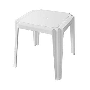 Mesa Monobloco para 4 lugares com os pés plásticos - Cód. ME1
