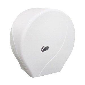 Dispenser plástico de parede para rolo de papel higiênico 300 Metros