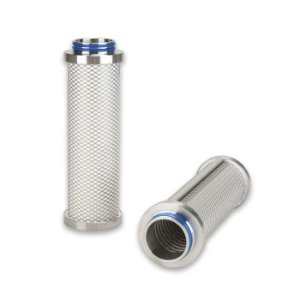 Elemento Filtrante Inox Plissado Ar/Vapor Estéril P-SRF C 07/30 - 1.1/2''
