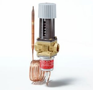 "003N1144 Válvula Termostática AVTA10 3/8"" +10ºC / +80ºC Danfoss"