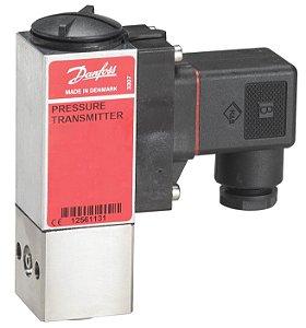 """060N1034 Transmissor de Pressão MBS 5100 0 a 4 bar 1/4"""" Danfoss"""