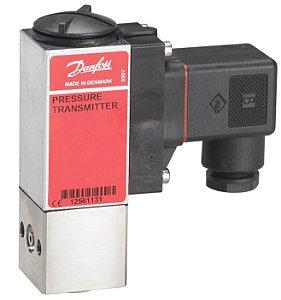 """060N1038 Transmissor de Pressão MBS 5100 0 a 25 bar 1/4"""" Danfoss"""