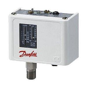 060-116166 Pressostato KP 1A FP(-0,9 a 7,5) DF (0,7) Danfoss