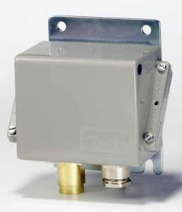 060-310566 Pressostato KPS 35 FP (0 a 8) DF (0,4 a 1,5) 1/4'' Danfoss