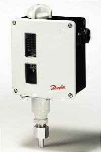 017-525566 Pressostato RT5 FP(4 a 17) DA(1,2 a 4) 3/8'' Danfoss
