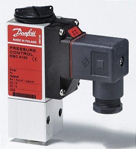 061B128066 Pressostato MBC 5180 FP(0 a 30) DA(0,3 a 5) 1/4'' FLG Danfoss