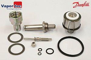 032F2341 Kit de Revisão Completo EVRA / EVRS 32 Danfoss