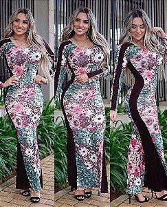 Vestido Longo - nova coleção  Inverno 2017