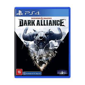 Jogo Dungeons & Dragons: Dark Alliance - PS4