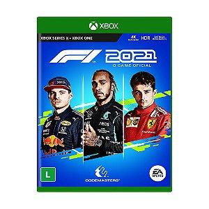 Jogo F1 2021 - Xbox
