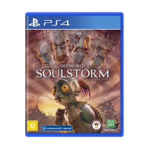 Jogo Oddworld: Soulstorm - PS4