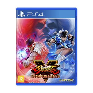 Jogo Street Fighter 5 (Champion Edition) - PS4