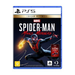 Jogo Marvel's Spider-Man: Miles Morales (Edição Ultimate) - PS5