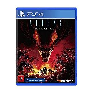 Jogo Aliens: Fireteam Elite - PS4