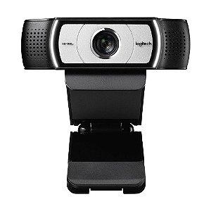 Webcam para Negócios Logitech C930e HD 1080p
