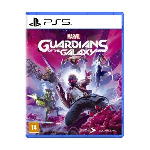 Jogo Marvel's Guardians of the Galaxy - PS5