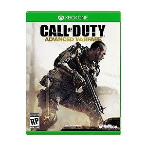 Jogo Call of Duty: Advanced Warfare - Xbox One