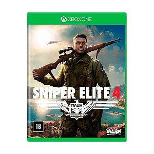 Jogo Sniper Elite 4 - Xbox One