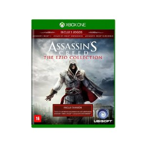 Jogo Assassin's Creed: Ezio Collection - Xbox One