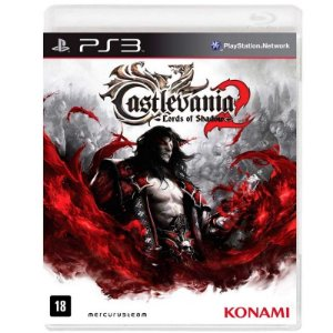 Jogo Castlevania: Lords of Shadow 2 - PS3