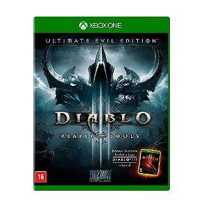 Jogo Diablo III: Reaper of Souls (Ultimate Evil Edition) - Xbox One Nacional