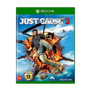 Jogo Just Cause 3 - Xbox One