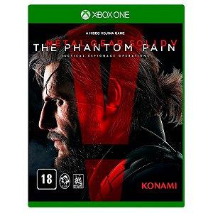 Jogo Metal Gear Solid V: The Phantom Pain - Xbox One