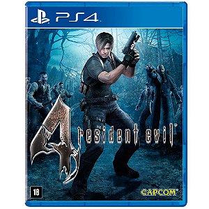 Jogo Resident Evil 4 Remastered - PS4