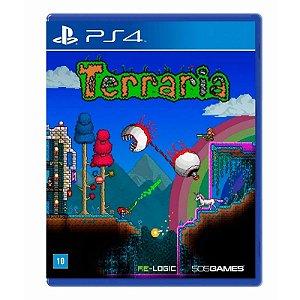 Jogo Terraria - PS4