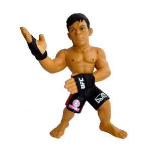 "Action Figure UFC Lyoto Machida ""The Dragon"""