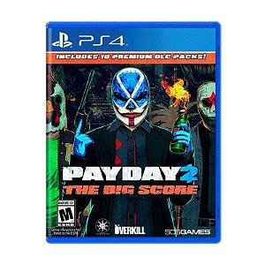 Jogo Payday 2: The Big Score - PS4