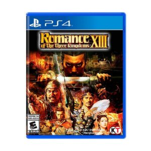 Jogo Romance of the Three Kingdoms XIII - PS4