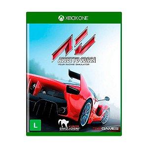 Jogo Assetto Corsa - Xbox One Nacional
