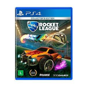 Jogo Rocket League (Edição de Colecionador) - PS4