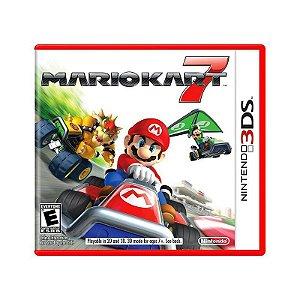 Jogo Mario Kart 7 - 3DS