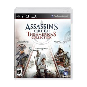 Jogo Assassin's Creed: The Americas Collection - PS3