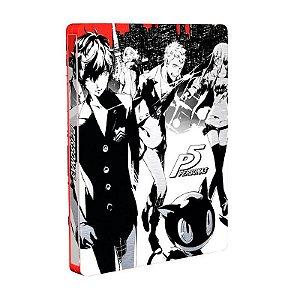 Jogo Persona 5 (SteelBook Edition) - PS4