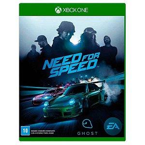 Jogo Need for Speed - Xbox One