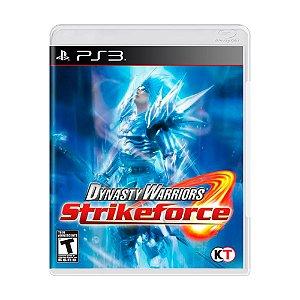 Jogo Dynasty Warriors: Strikeforce - PS3